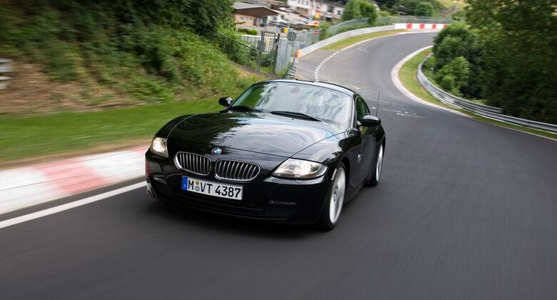 Bmw Z4 E85 Tests Auto Motor Und Sport