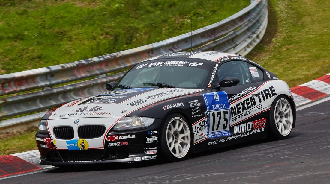 BMW Z4 3.0si - Pixum Team Adrenalin Motorsport - Startnummer: #175 - Bewerber/Fahrer: Christian Büllesbach, Andreas Schettler, Timo Hilgert, Moritz Gusenbauer - Klasse: V5