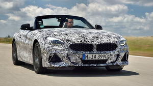 BMW Z4 (G29) Predrive Miramas