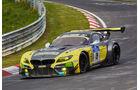 BMW Z4 GT3 - BMW Sports Trophy Team Schubert - Startnummer: #19 - Bewerber/Fahrer: Dirk Müller, Alexander Sims, Dirk Werner, Marco Wittmann - Klasse: SP9 GT3