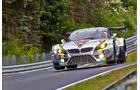 BMW Z4 GT3 - Marc VDS - 24h-Rennen Nürburgring 2014 - Top-30-Qualifying