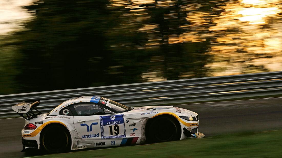 BMW Z4 GT3, Seitenansicht