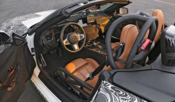 BMW Z4 M40i, Supertest, Exterieur