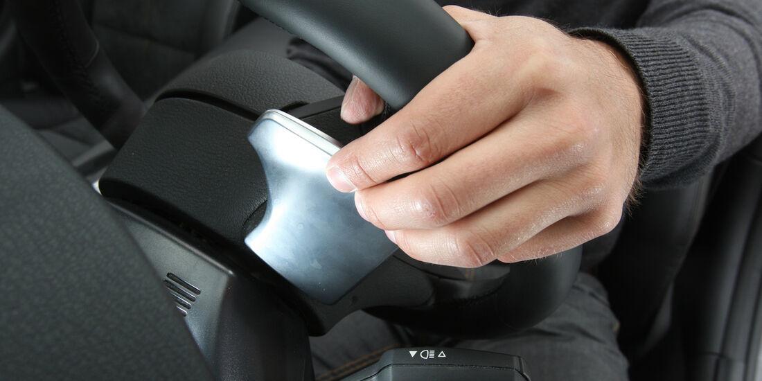 BMW Z4, Wippschalter