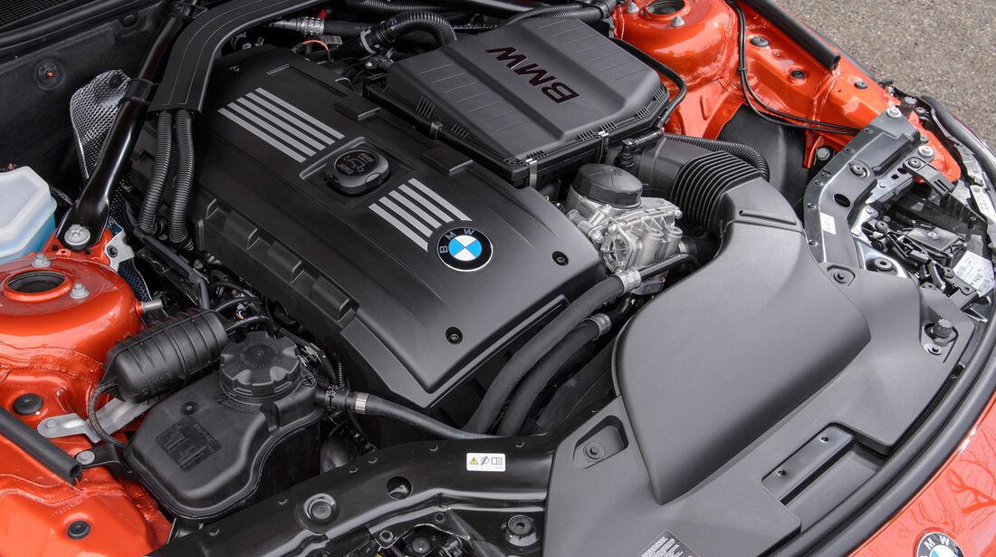 BMW Z4 s-Drive 35is, Motor