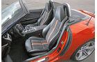 BMW Z4 sDrive 35i, Sitze