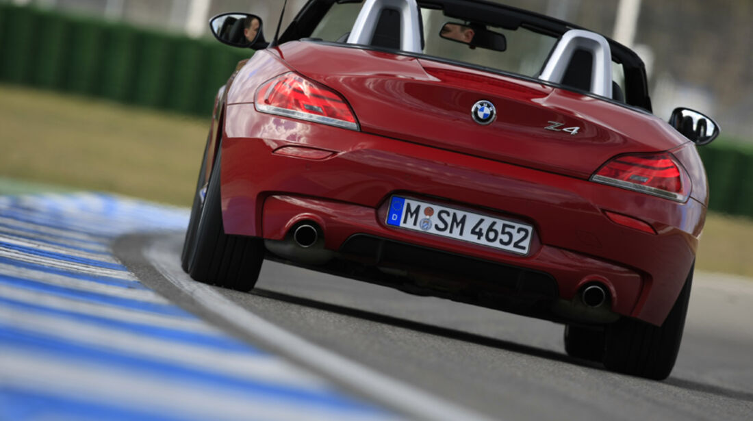 BMW Z4 sDrive 35is