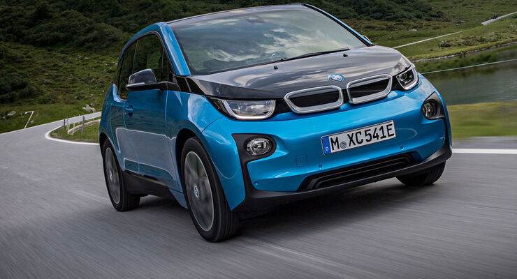 bmw i3, nissan leaf, vw egolf: e-autos mit mehr reichweite - auto