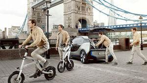 BMW i3 Concept, BMW i Pedelec