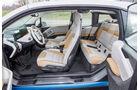 BMW i3, Türkonzept, Sitze