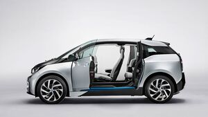 bmw i3 technik mit spannung erwartetes e auto auto. Black Bedroom Furniture Sets. Home Design Ideas