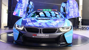 BMW i8 Coupé - Formel E Safety-Car - 2018