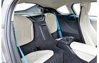 BMW i8, Fondsitz