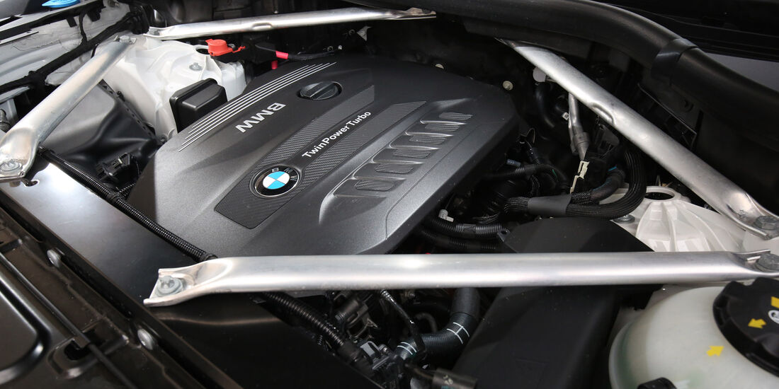 BMX X5, Motor