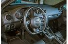 BTRS-AUDI RS 3 Sportback, Cockpit