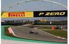 Barrichello GP Türkei 2011