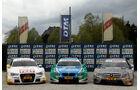 Baudi, BMW & Mercedes DTM Präsentation Wiesbaden 2012