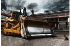 Baumaschinen-Kalender, Heavy Equipment-Kalender 2011, Caterpillar D11T Planierraupe