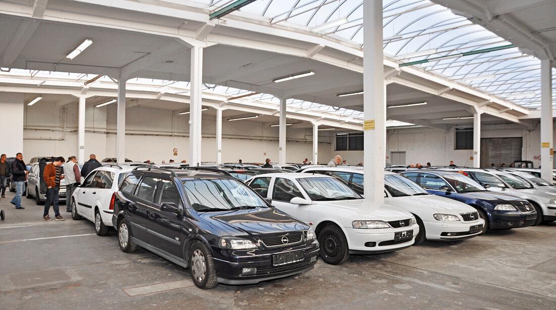 Auto Versteigerungen Nrw