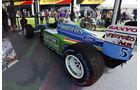 Benetton - GP Belgien - Spa-Francorchamps - Formel 1 - 25. August 2017