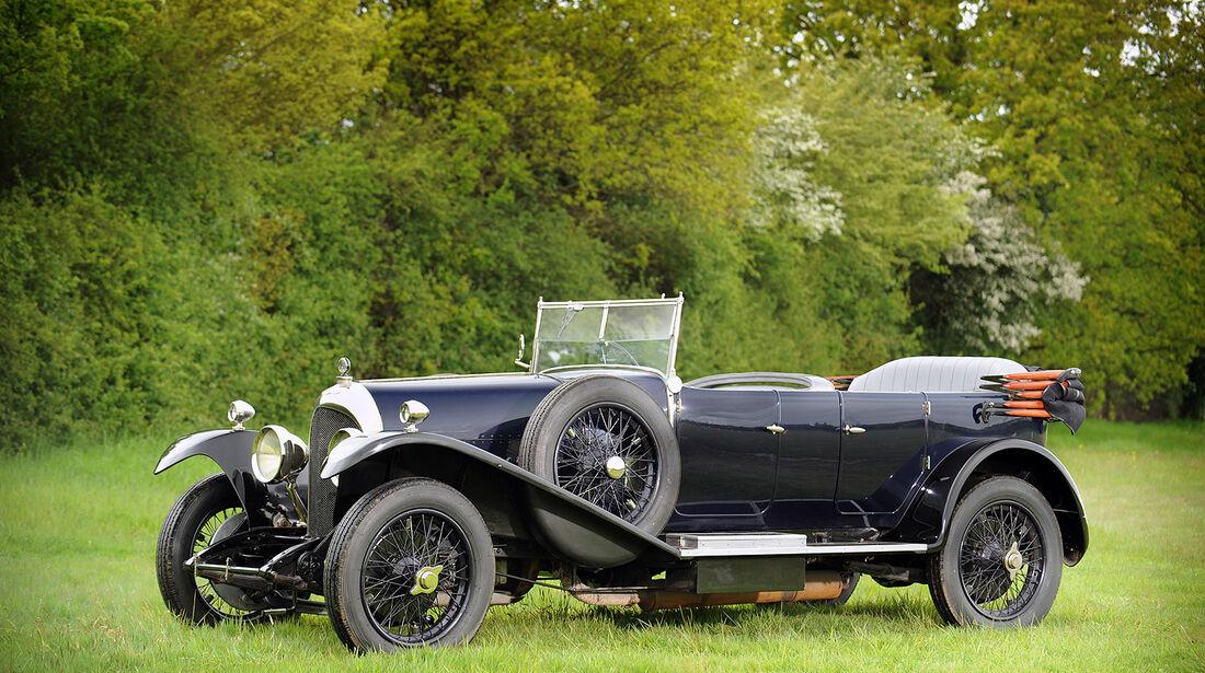 Bentley 3 Litre Tourer