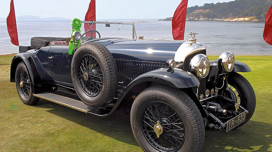 Bentley 6,5 Litre (1926), Motor Klassik Award 2013