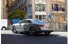 Bentley Continental - Car Spotting - Formel 1 - GP Monaco - 25. Mai 2014