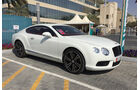 Bentley Continental - Carspotting - GP Abu Dhabi 2016