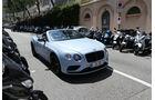 Bentley Continental Convertible - Carspotting - GP Monaco 2018