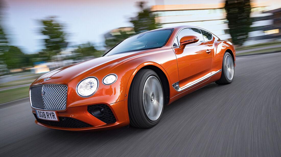 Bentley Continental GT Coupé - Serie - Coupes ueber 150000 Euro - sport auto Award 2019
