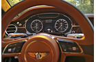 Bentley Continental GT Interieur