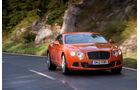 Bentley Continental GT Speed, Frontansicht