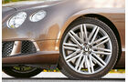 Bentley Continental GT Speed W12 Convertible, Rad, Felge