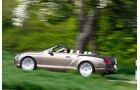 Bentley Continental GT Speed W12 Convertible, Seitenansicht