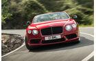 Bentley Continental GT V8 S Cabrio, Frontansicht