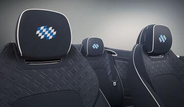 Bentley Continental Mulliner Bavarian Edition Bayern 2019