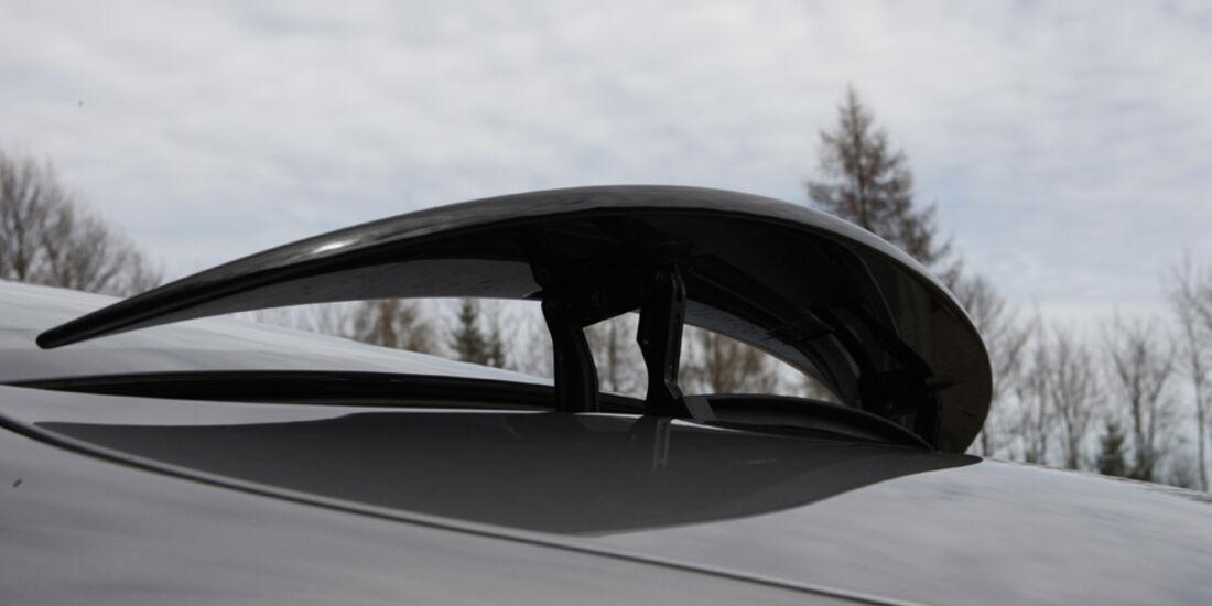 Bentley Continental Supersports Spoiler