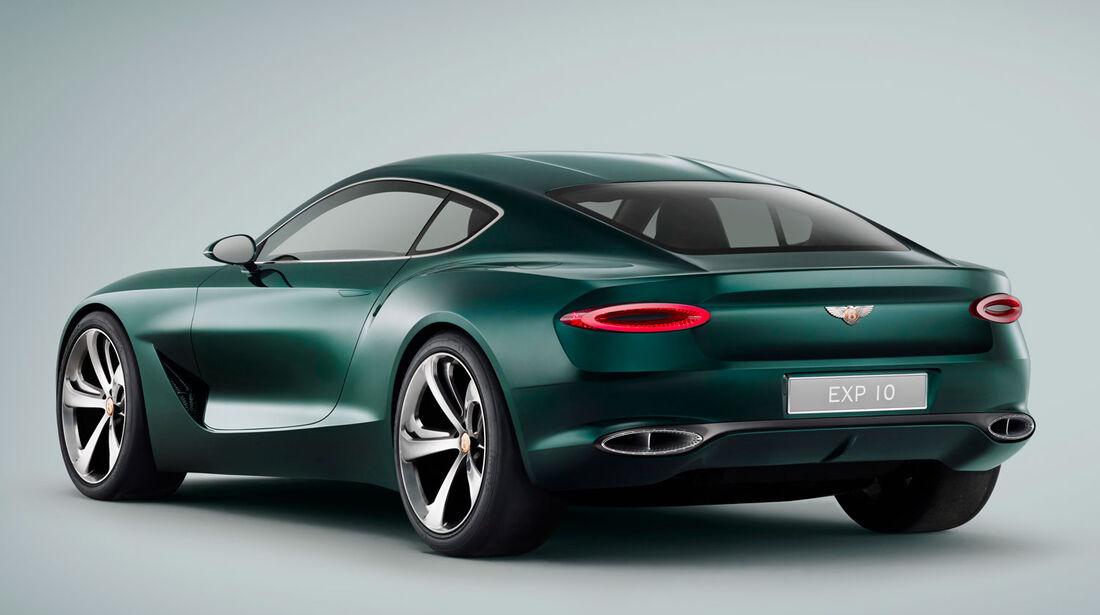 Bentley EXP 10 Speed 6 - Conceptcar - Studie - Sportwagen - 02/15