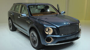 Bentley EXP9 SUV
