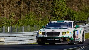 Bentley Motorsport - Bentley Continental GT3 - #84 - 24h-Rennen Nürburgring 2015 - Top-30-Qualifying