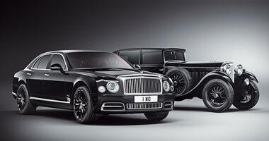 Bentley Mulsanne W.O. Edition by Mulliner