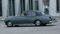 Bentley S1 im Profil