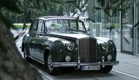 Bentley S1 von vorne