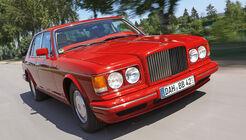Bentley Turbo R, Frontansicht