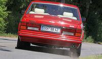 Bentley Turbo R, Heckansicht