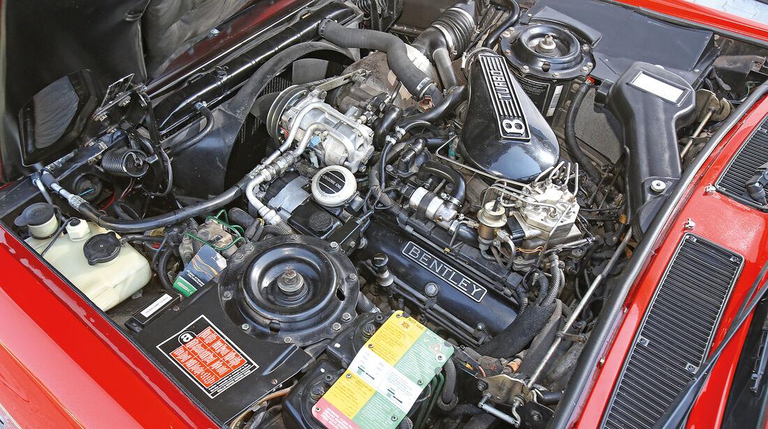 Bentley Turbo R, Motor