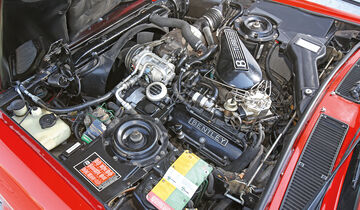 Bentley Turbo R, Motor