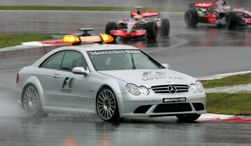Bernd Mayländer - Safety Car - F1 - Fuji 2007