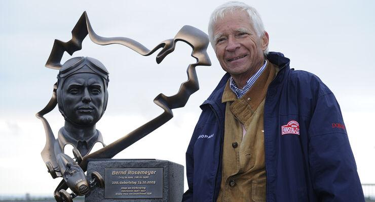 Bernd Rosemeyer Denkmal eifel classic