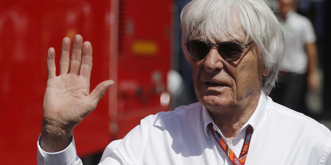 Bernie Ecclestone - F1 - 2017